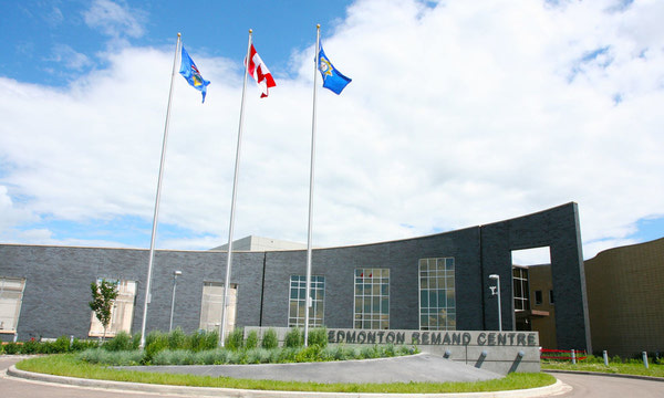 New Edmonton Remand Centre