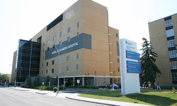 {Royal Alexandra Hospital}